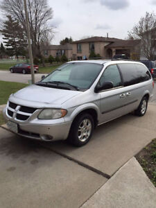 2003 Dodge Grand Caravan  ETESTED
