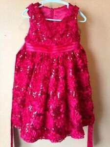 Christmas Dress! Excellent Condition- 4t