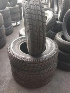 4 new winter tires Arctic claw LT215/86/16 10ply