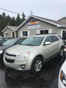 2013 Chevrolet Equinox LT AWD FINANCING AVAILABLE!!