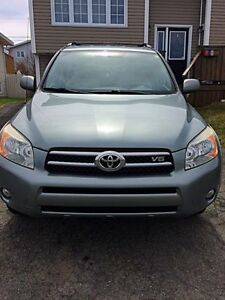2008 Toyota RAV4 Limited Edition SUV, Crossover