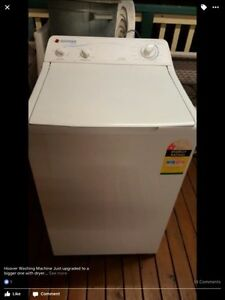 HOOVER 5kgs WASHING MACHINE Claremont Meadows Penrith Area Preview