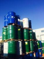 Baril grade alimentaire - Food grade barrels