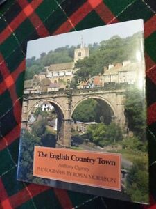 Book by Anthony Quiney - The English Country Town - 1987