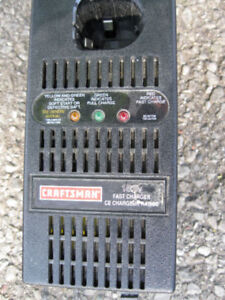Craftsman 15.6 V fast charger adapter or best offer   xxx