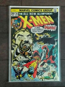 X-MEN #94 - COMIC BOOK