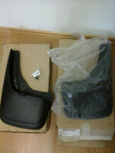 GMC S15 Sonoma Chevy s10 Mud Flaps. Oem GM. Brand New. 30$