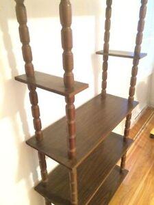 Shelving unit / meubles étagères ou meuble tv