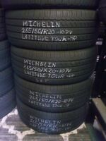 20 Inch Tire Set $400 Installed & Balanced - 519-968-3535