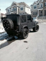 Jeep tj 4L en excellent etat