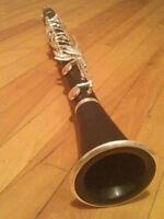 Clarinette Neuve!