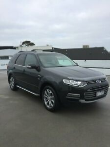 2013 Ford Territory Grey Sports Automatic Wagon Mount Eliza Mornington Peninsula Preview