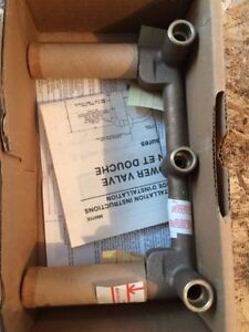 Brand New Moen Two Handle Tub and Shower Valve