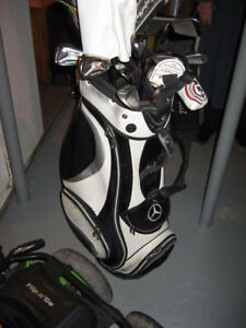 set de golf Taylor made avec carrosse
