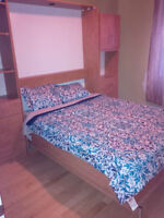 CHAMBRES A LOUER, TOUT INCLUS!!! ROOMS FOR RENT, ALL INCLUSIVE!!