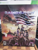 XBOX 360 - Saints Row IV Collector's Edition