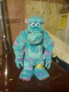 monsters inc sully toy