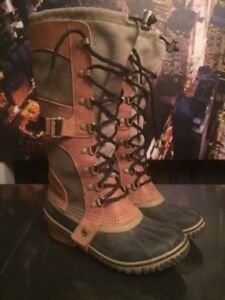 Sorel Conquest Carly Women's Winter Boots US 5