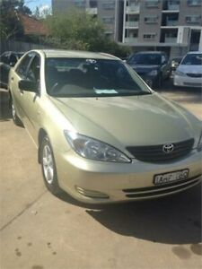 2004 Toyota Camry MCV36R Upgrade Altise Gold 4 Speed Automatic Sedan Wentworthville Parramatta Area Preview