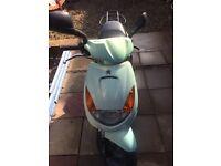 peugeot vivacity 100cc / 125 / moped