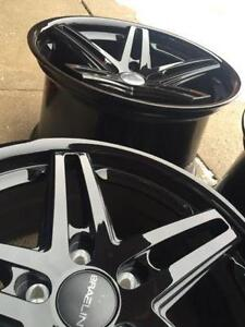 """$1250 (Tax-In) - NEW 19"""" Braelin BR05 wheels (5x130) for PORSCHE 911/ Boxster/ Cayman/ Panamera/ 944/ 928"""