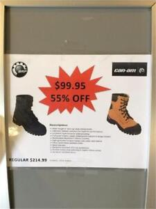 ***SALE!!! CAN-AM RIDING BOOTS***