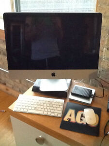 "Apple iMac 21.5"" Mid-2010 with 12 Gb Ram - ORIGINAL OWNER"