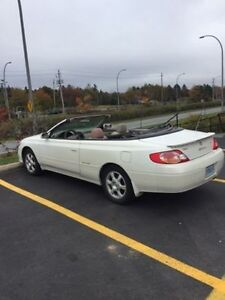 2003 Toyota Solara SE Coupe (2 door)