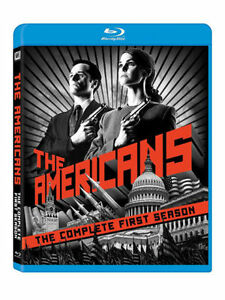 The Americans: The Complete First Season (Blu-ray)