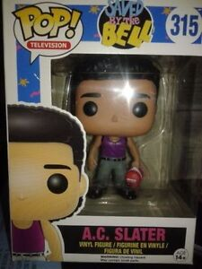 Saved By The Bell AC Slater Funko POP Vinyl Figure Cambridge Kitchener Area image 1