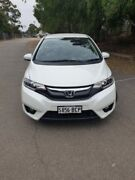 2014 Honda Jazz GF MY15 VTi-S White 1 Speed Constant Variable Hatchback Elizabeth Playford Area Preview