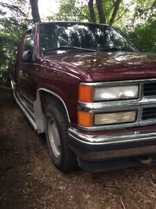 97 Chevy 1500 Parts 305ci autotrans