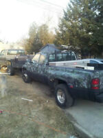 96 DODGE CUMMINS DUALLY TRADE FOR NV45/5600 47RE OR 48RE