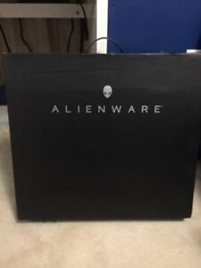 Alienware 17inch - Brand New - One Month Old - RR4 -- Warranty