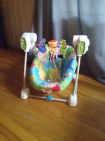 Chaise Fisher Price 3 en 1