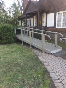 Accessibility Ramp 24 ft. length