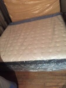 BRAND NEW KING Size SEALY OPTIMUM Mattresses COME SEE warehouse!