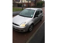 2005 FORD FIESTA 1.4 FLAME FULL SERVICE HISTORY IDEAL FIRST CAR