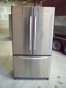 Refrigertors French Doors  Durham Appliances Ltd, since 1971