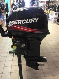 USED 40HP MERCURY TWO STROKE ONLY $2750