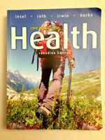 HE ED 110 - Core Concepts in Health