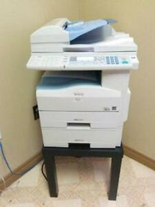 Ricoh Compact Commercial Printer /copy/scan/fax -One Year  Warranty