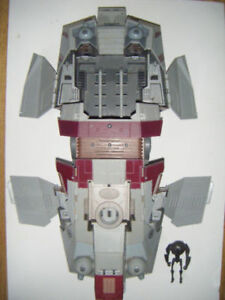 Star Wars Collectible Tanker for sale Hasbro 2008