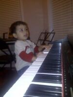 CHILDREN'S PIANO LESSONS AVAILABLE $12.25/30 MINUTES