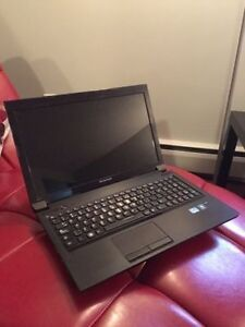 Lenovo Laptop Intel i3 4gb ram 500gb HD, Windows 7+office+AVG