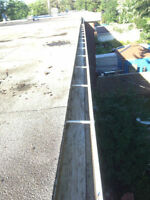 Eavestrough, gutters & downspout cleaning ***FREE ESTIMATE***