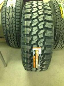 295-70-r17 LT new thuderer trac grip mud terrain