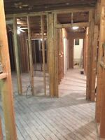 Interior and exterior DEMOLITION services