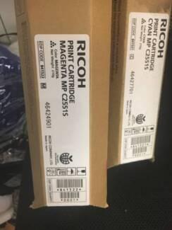 Ricoh Aficio Printer Cartridges