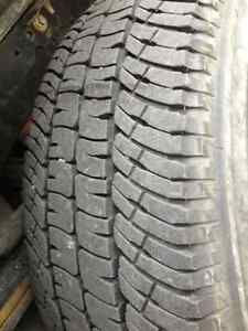 5 MICHELIN LT275/70R18 Tires